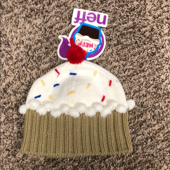 dd01f302e9388 Neff Unisex Cupcake Knit Hat brand new with tags